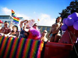 Pridefestivalen har sedan länge årligen arrangerats i Stockholm - nästa år får Gävle en egen parad