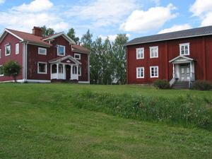 Panesgården i Edsbyn är under försäljning.