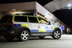 Preem i Skutskär rånades under tisdagskvällen.
