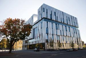 Ett nytt konstverk ska byggas inne i Uppsala Konsert & Kongress.
