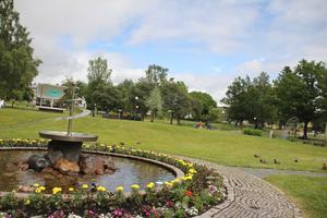 Senast till sommaren kommer fritt wifi finnas tillgängligt i Vilhelminaparken.