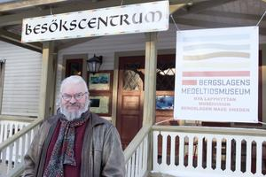 Lars-Erik Lärnemark träffar Fagersta-Posten vid Norbergs besökscentrum för att reda ut historien om Engelbrekt Engelbrektsson.