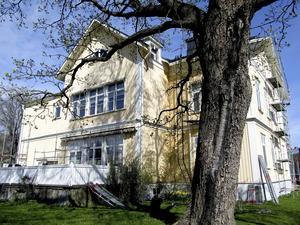 Stora Källbäck byggdes redan 1871.