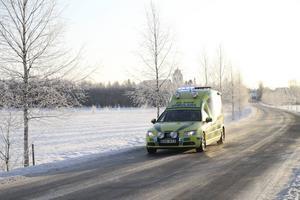 I Norrbottens län har alla ambulansstationer jourtid utom den största i Luleå.