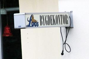 Kanske kommer Destination Los att marknadsföras på bygdekontoret till sommaren.