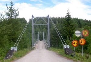 Sollefteå kommun vill inte byggnadsminnesförklara Moforsenbron