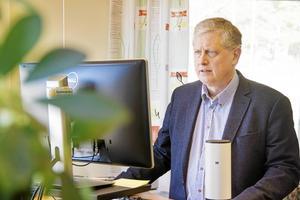 Thomas Winqvist, förbundschef för Hälsinglands utbildningsförbund.