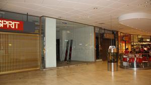 Tomma lokaler. Så här ser det ut i en del av Punkt i dag, men snart kan nya butiker vara på väg in.