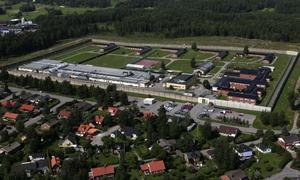 Norrtäljeanstalten, där Jan-Erik Brandt tidigare satt fängslad. Våren 2016 satt han på anstalten i Skänninge.