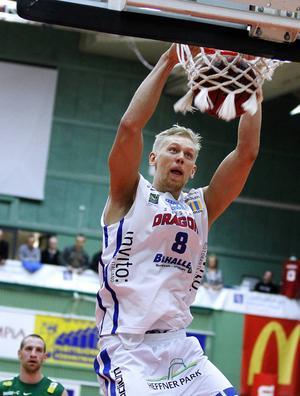 André Nilsson gör comeback i Dragons efter ett sabbatsår.