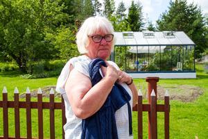 I samband med Tusen trädgårdar. på söndag visar Siw Karlsson upp sin trädgård i Delsbo.