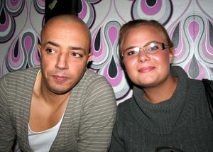 Konrad. Hichan och Emma