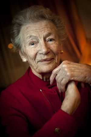 Nina Lagergren.   Foto: Dan Hansson/SvD/TT