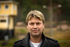 Mikael Teurnberg, Rospiggarnas lagledare.
