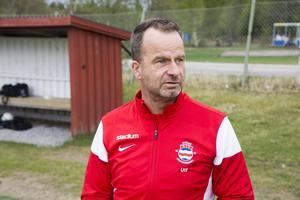 Ulf Söderberg. assisterande tränare Stöde.