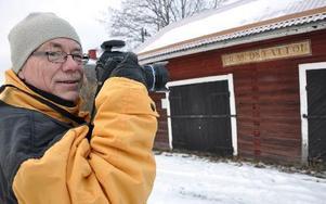 Det svåraste arbetet ligger i att hitta ett bra sätt att presentera resultatet, säger Per Stymne. FOTO: CHRISTER NYMAN