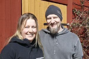 Mikaela och Tobias Janolsgården.