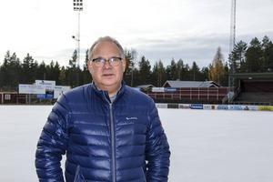 Nils Stefansson, ordförande i Broberg.