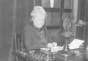 ...Selma Lagerlöf (1858-1940) och...Foto: ScanpixFoto: