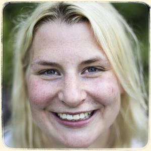 Malin Rimmö, bor i Borgvattnet i Ragunda kommun. Hon företräder Folkpartiet.