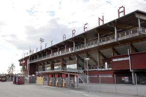 Sammanlagt 43 miljoner kronor ska investeras i Jämtkraft Arena under 2014.