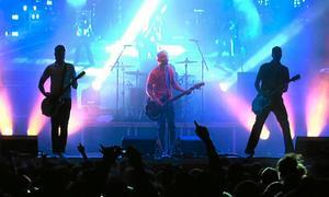 Burning Heart har bland annat gett ut skivor av Millencolin (bilden), Refused och The Hives.
