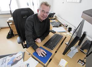Lars Fors, näringslivschef i Fagersta kommun.