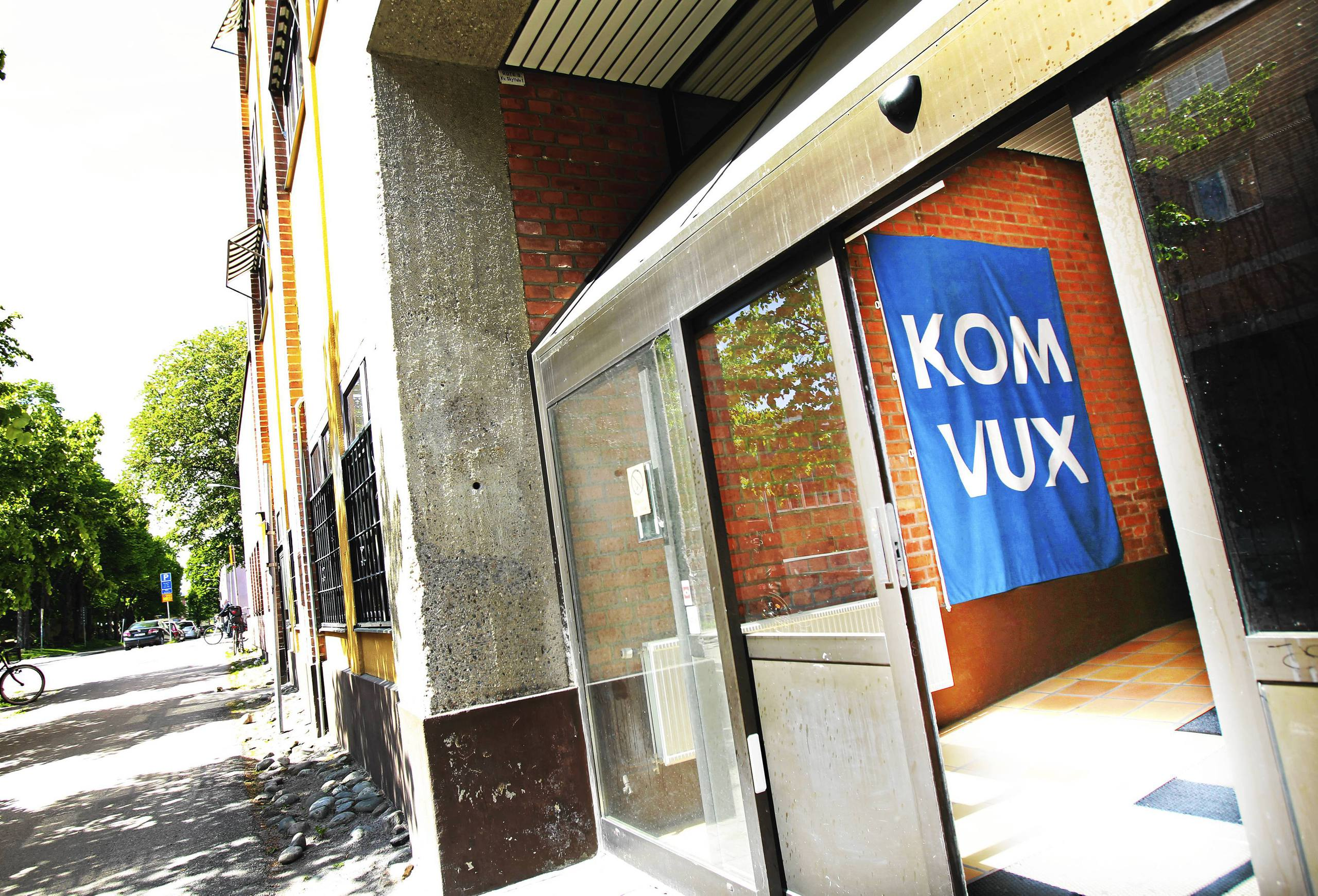 Komvux bor privatiseras