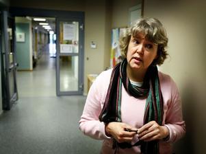 Vinnare. Ann-Christin Ledstam är chef på den mest populära vårdcentralen i länet - Skebäck.