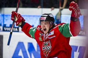 Backen Joonas Lehtivuori är tillbaka efter skada. Foto: LEIF WIKBERG/ARKIV