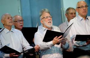 Fredmans sång n:o 21 var en av låtarna på manskören Örebro sångargilles repertoar.