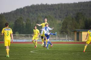 Det blev en enkel match för Ljusdal mot ett Forsa som nu förlorat fyra av fem matcher hittills.