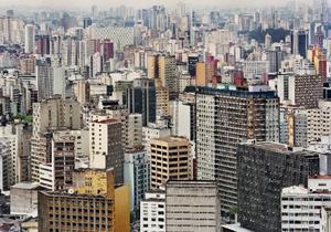 Borggatan i Bollnäs.Foto: Jens AssurSao Paulo i Brasilien. Foto: Jens Assur