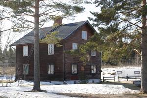Åke Ohlssons hus.