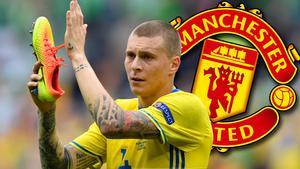 Lindelöf kan hamna i United redan i januari.