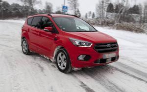 Ford har lämnat Haldex fyrhjulsteknik i nya Kuga sitter ett nytt system, utvecklad av Ford i USA