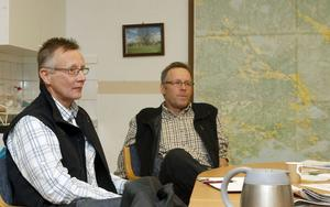 Per-Anders Hansson, till höger