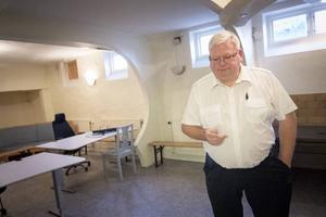 Patrik Itzel lämnar Järvsö för att jobba med andra av ägarens företag.