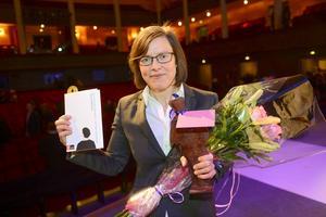 Lena Andersson kommer till Östersund måndag 13 januari, inbjuden av ÖP:s bokcirkel.