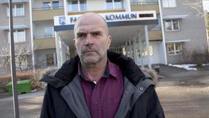 Harold Nilsson, förbundschef på Norra Västmanlands kommunalteknikförbund, NVK.