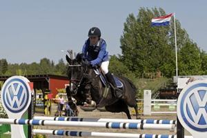 Sissela Smith och Coral Springs vann i Norrköping. Foto: Roland Thunholm