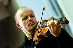 Thomas Zehetmair, gästande violinist och dirigent.