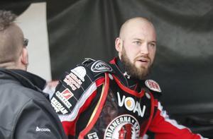 Nicolai Klindt kan snart vara tillbaka även i indianvästen.