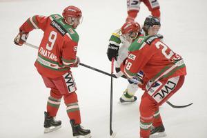 Matt Fornataro och Marcus Karlström (28).