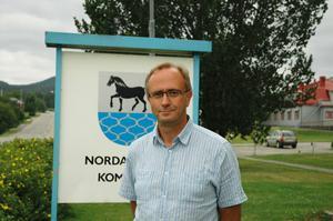 –2011 kommer vi att sänka budgeten på många områden, men inte inom kulturen, säger förvaltningschef Mats Collin