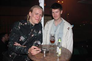 Oskar och Christofer