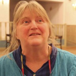 Lotta Svensson, en av forskarna som intervjuat gävleborgarna om sina liv.