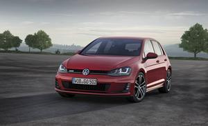 Volkswagen Golf GTD DSG   Foto: VW