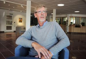 Landstingsråd Gunnar Barke.