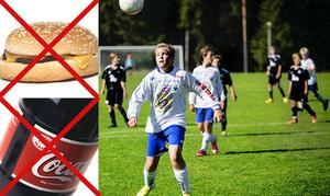 41 lag deltog i Åscupen som spelades i strålande sensommarväder i helgen. Årets stora nyhet var att man satsade på uteslutande nyttig mat för de 600 deltagarna.